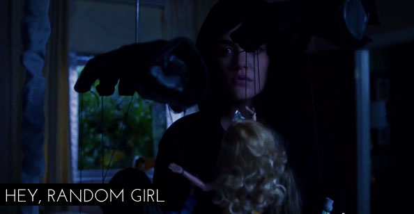 Resenha Pretty Little Liars - Aria