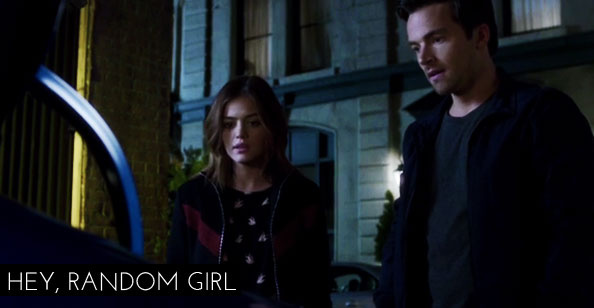 Resenha Pretty Little Liars - Ezria