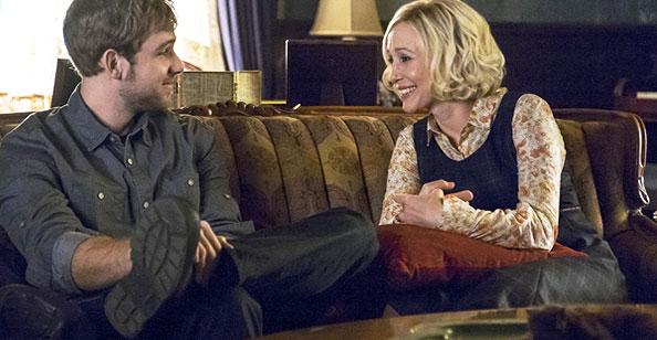 Bates Motel S4 - Dylan e Norma