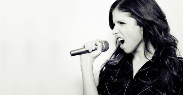 Anna Kendrick - Crazy Wants Out
