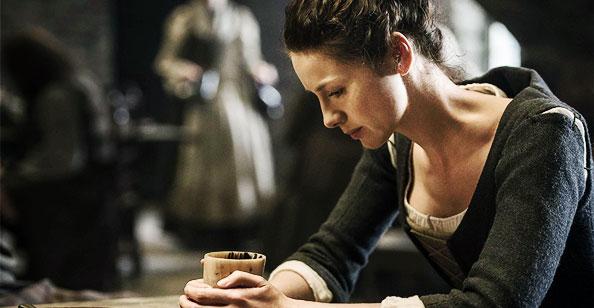 Claire Fraser - Escócia
