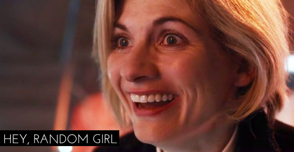 Doctor Who - 13ª Doutora