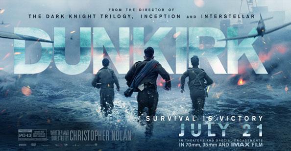 Oscar - Dunkirk
