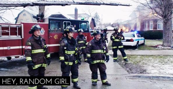 Chicago Fire 6x15 - bombeiros