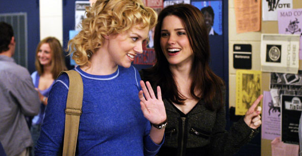 Brooke e Peyton - One Tree Hill