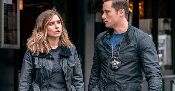 Sophia Bush e Jesse Lee Soffer