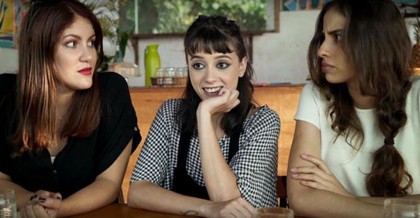 PORN - Luiza, Giu e Ana