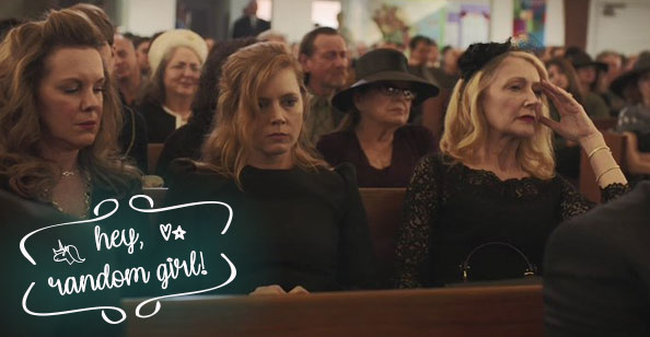 Sharp Objects - 1x02 - funeral