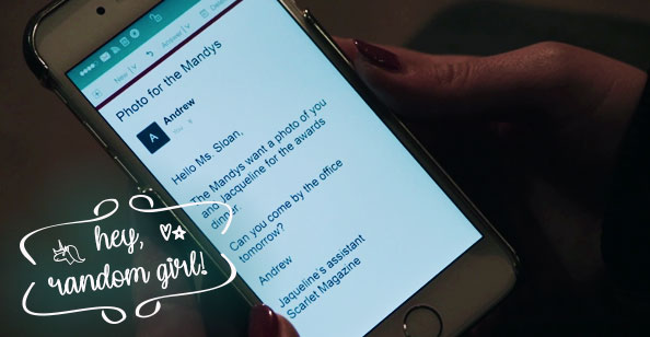 The Bold Type - 2x06 - email