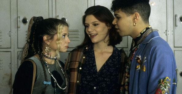 My So-Called Life - Rayanne, Rickie e Angela