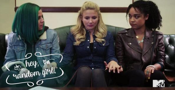 Sweet/Vicious - Ophelia, Jules e Kennedy